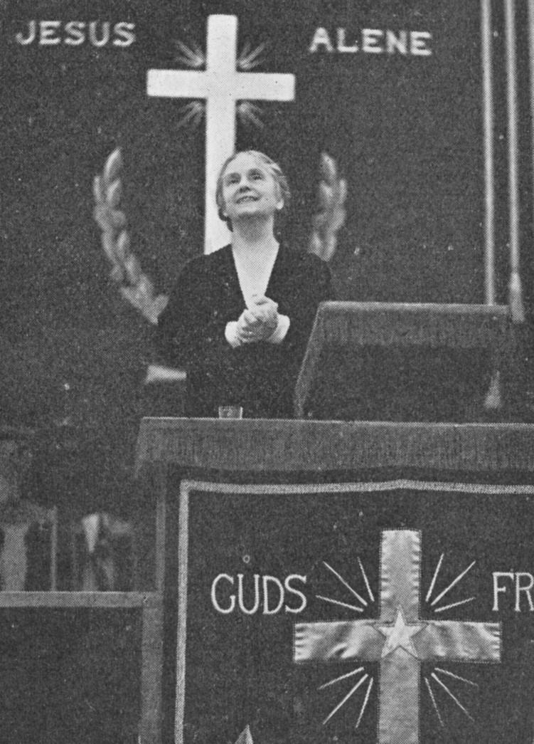 Prædikanten Anna Bjørner